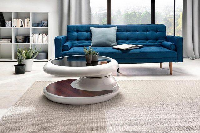 Wohnzimmertische - SalesFever Couchtisch, Tischplatte um 360° drehbar  - Onlineshop OTTO