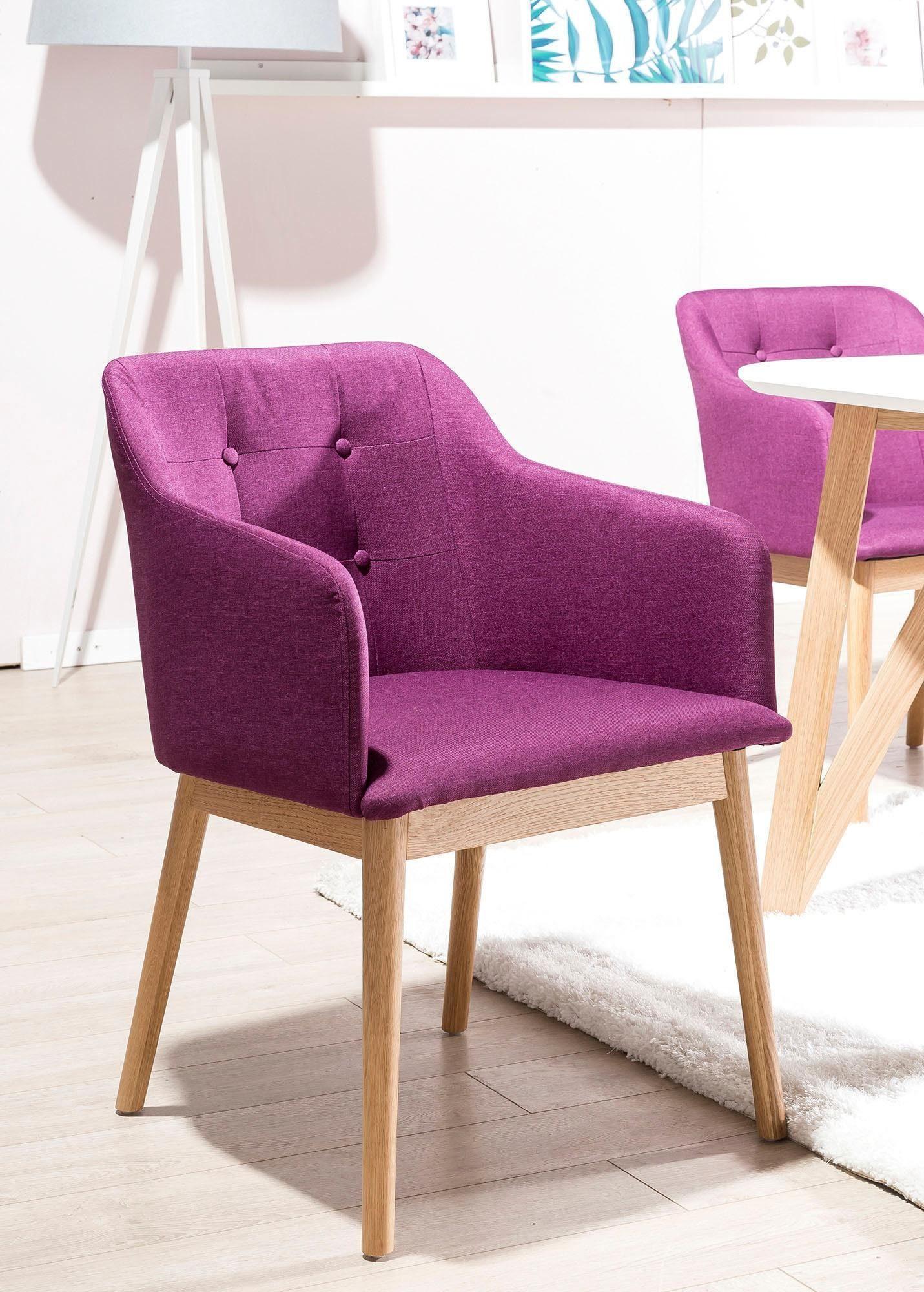 SalesFever Esszimmerstuhl mit Knopfheftung kaufen   OTTO
