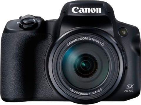 Digitalkameras - Canon »PowerShot SX70 HS« Superzoom Kamera (20,3 MP, 65x opt. Zoom, Bluetooth, WLAN (Wi Fi)  - Onlineshop OTTO