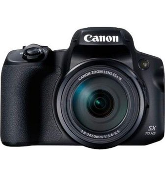CANON »PowerShot SX70 HS« Superzoom-Kamera (...
