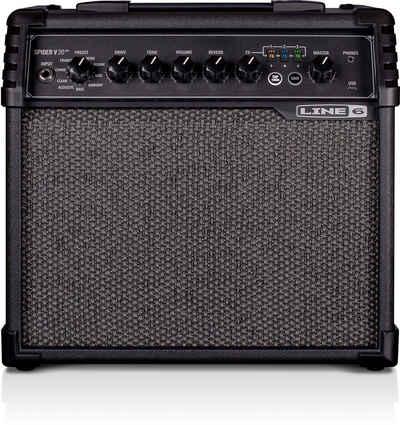 Yamaha »Line 6 Spider® V20 MkII« Verstärker