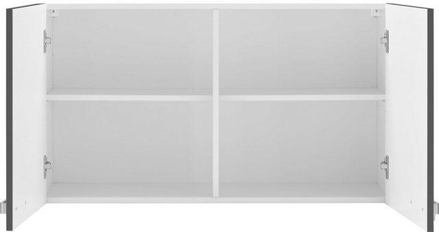 wiho Küchen Hängeschrank »Husum« 100 cm breit | Küche und Esszimmer > Küchenschränke > Küchen-Hängeschränke | wiho Küchen