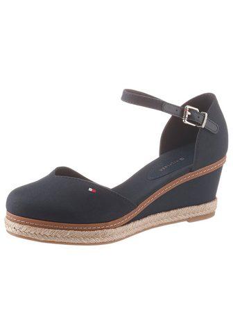 TOMMY HILFIGER Туфли на ремешке с пряжкой »ELBA...