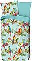 Kinderbettwäsche »Parrot«, good morning, mit Papageien, Bild 1