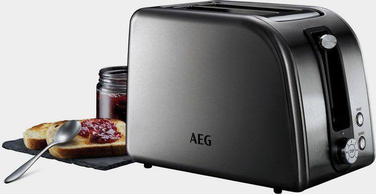 Toaster PremiumLine 7000Series AT 7750, 2 kurze Schlitze, 850 W