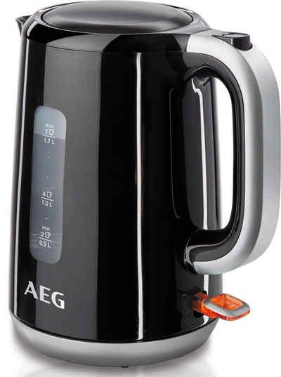 AEG Wasserkocher Perfect Morning EWA 3700, 1,7 l, 3000 W