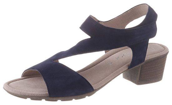 Gabor Sandalette mit Gabor Best Fitting Ausstattung
