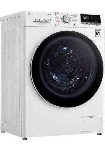LG Skalbimo mašina-džiovyklė 4 V4 WD 85S1...