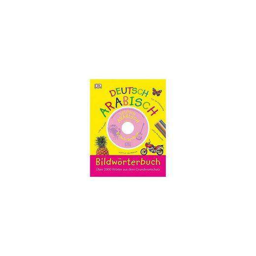 Dorling Kindersley Verlag Bildwörterbuch Arabisch-Deutsch, mit Audio-CD
