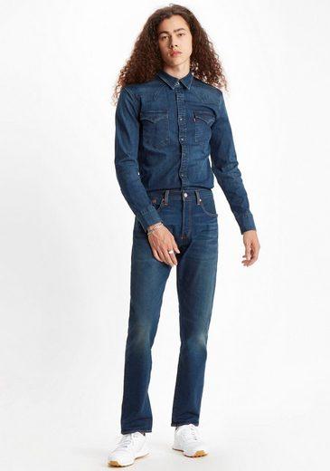 Levi's® Jeanshemd »BARSTOW WESTERN« im Western-Stil