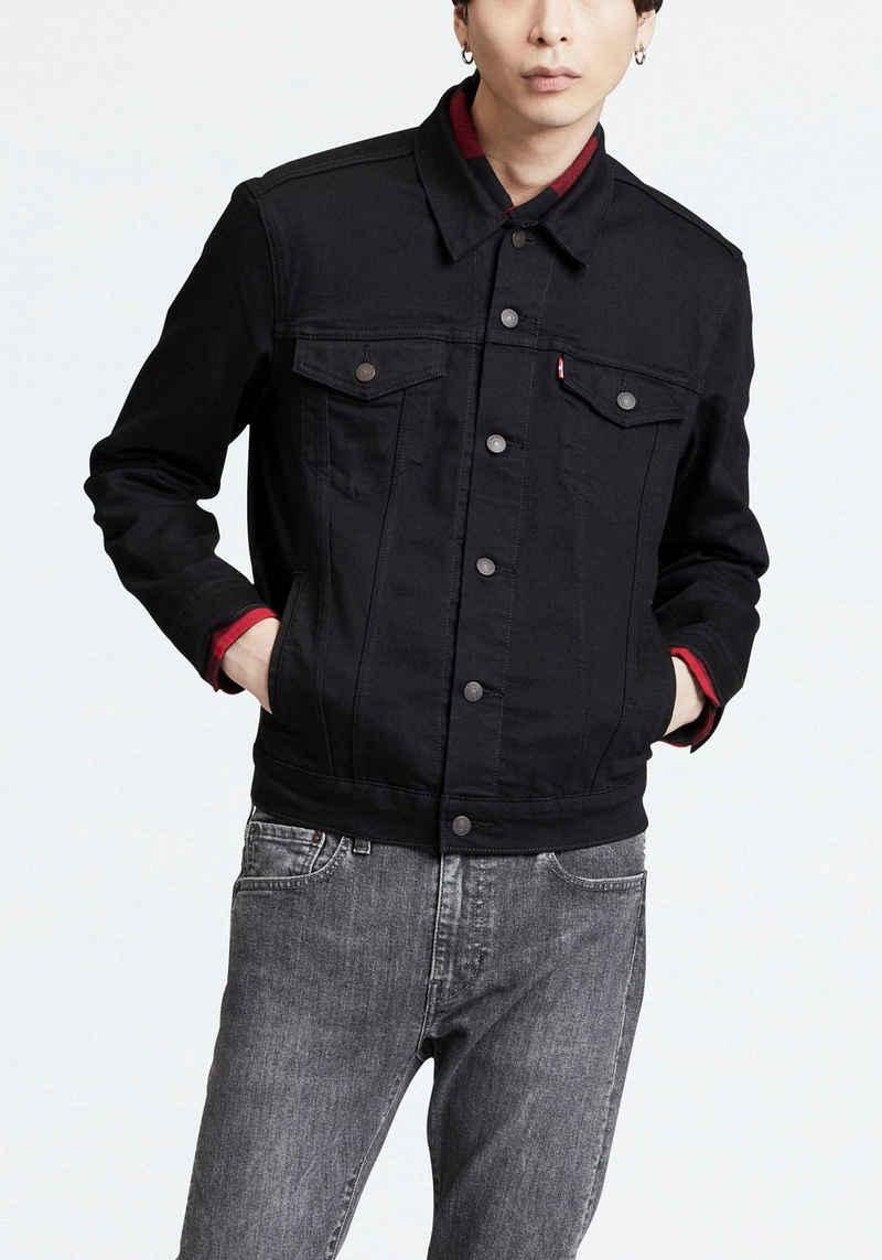 Levi's® Jeansjacke in Retro-Optik