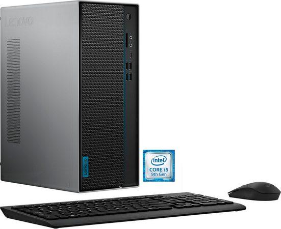 Lenovo IdeaCentre T540-15ICK G Gaming-PC (Intel Core i5, GTX 1650, 8 GB RAM, 1000 GB HDD, 256 GB SSD)