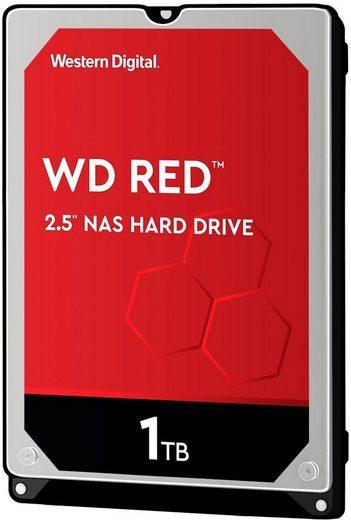 "Western Digital »WD Red Mobile« HDD-NAS-Festplatte 2,5"" (1 TB)"