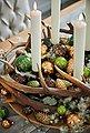 Thüringer Glasdesign Weihnachtsbaumkugel »Cappuccino« (40 Stück), Bild 6