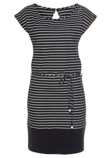 Ragwear Shirtkleid »SOHO« im maritimen Streifen-Look