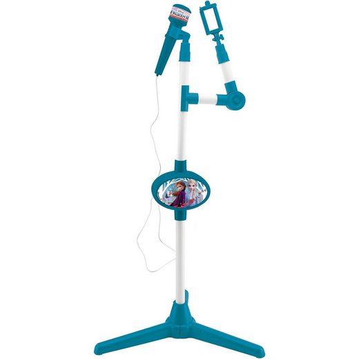 Lexibook® Disney Die Eiskönigin: Mikrofon mit Ständer und integriertem