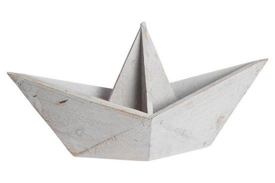 """Schiff """"Origami"""" 37 cm x 13 cm x 19 cm"""