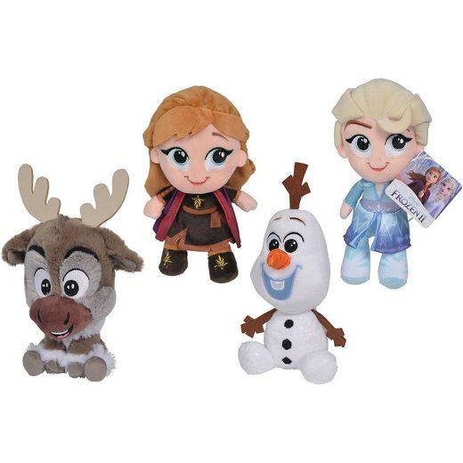 SIMBA Disney Frozen 2 Chunky 15 cm, 4-fach sortiert