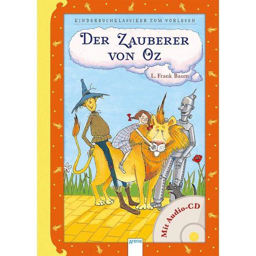 Arena Verlag Kinderbuchklassiker zum Vorlesen: Der Zauberer von Oz, mit A
