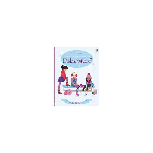 Usborne Verlag Mein Anziehpuppen-Stickerbuch: Eiskunstlauf