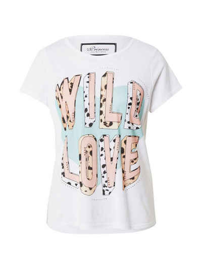 Princess goes Hollywood T-Shirt »Wild Love« (1-tlg)