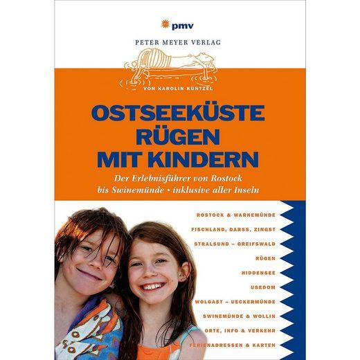PMV Peter Meyer Verlag Ostseeküste Rügen mit Kindern