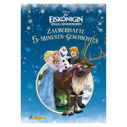 Carlsen Verlag Disney Die Eiskönigin: Zauberhafte 5-Minuten-Geschichten