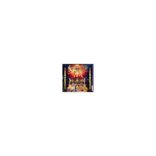 Audio Media Verlag Tombquest - Die Schatzjäger: Das Tal der Könige, 4 Audio-CDs