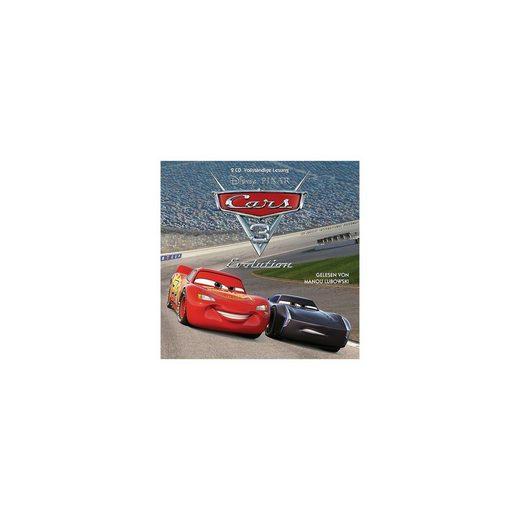 Der HörVerlag Cars 3, 2 Audio-CDs
