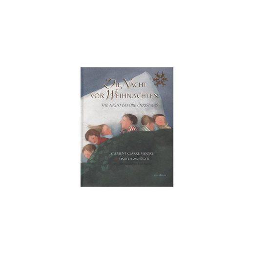 minedition Verlag mini-minedition: Die Nacht vor Weihnachten