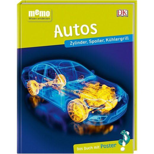 Dorling Kindersley Verlag memo Wissen entdecken: Autos
