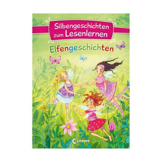 Loewe Verlag Silbengeschichten zum Lesenlernen: Elfengeschichten, 2. Klas