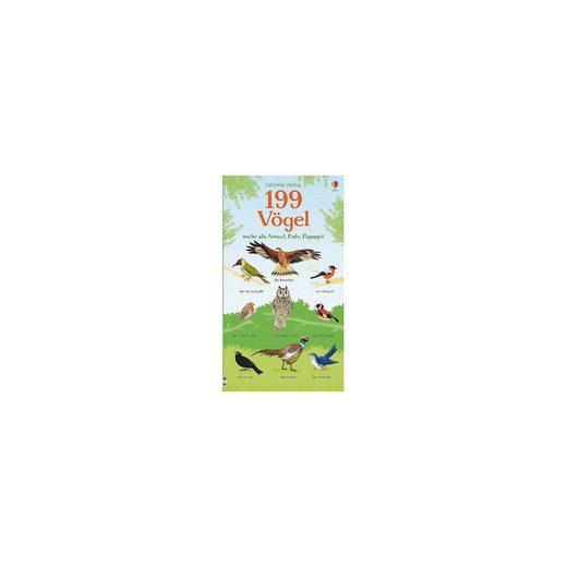 Usborne Verlag 199 Vögel