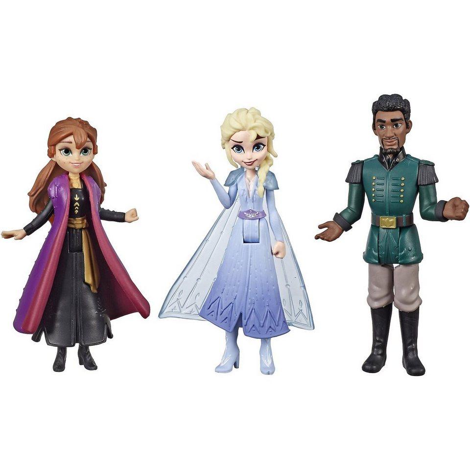 Hasbro Disney Die Eiskönigin 2 Small Dolls ELSA ANNA AND ...