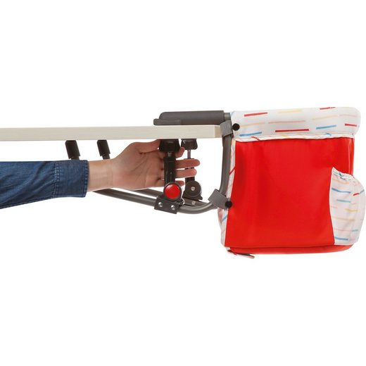 Safety 1st Tischsitz Smart Lunch  Red Lines