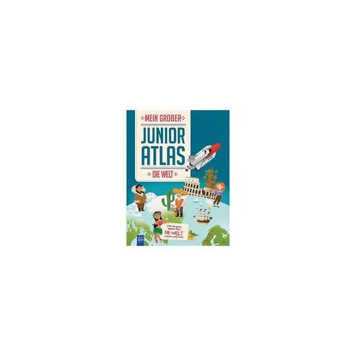 YoYo Books Mein großer Junior Atlas: Die Welt