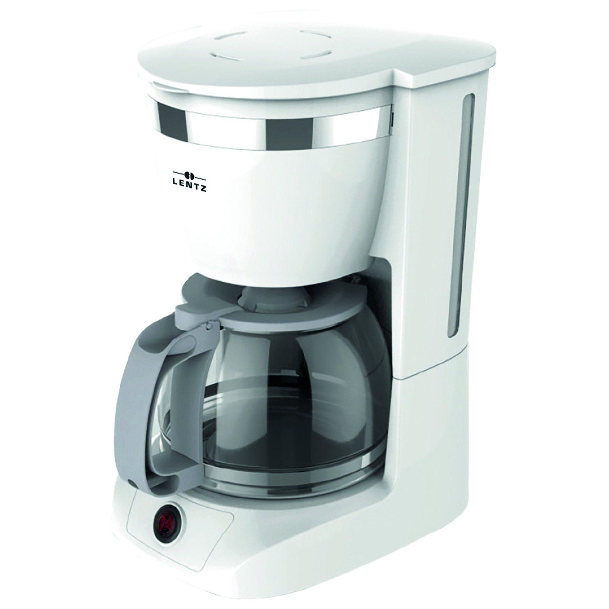 ProfiCook Kaffeemaschine 0,6L 600W Filterkaffeemaschine Espressomaschine