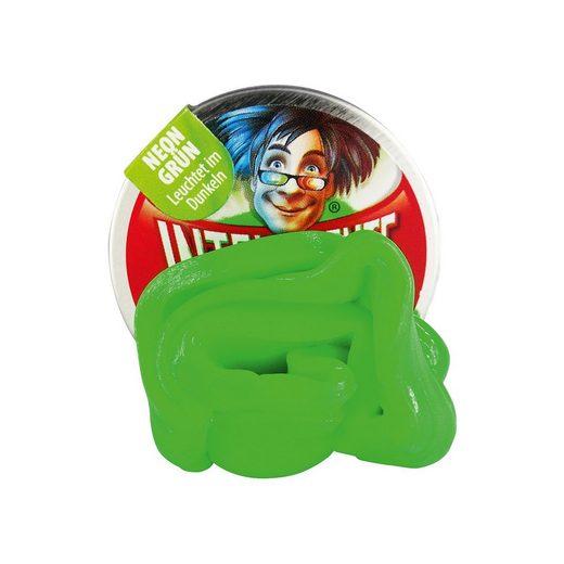 Intelligente Knete: Neon Grün