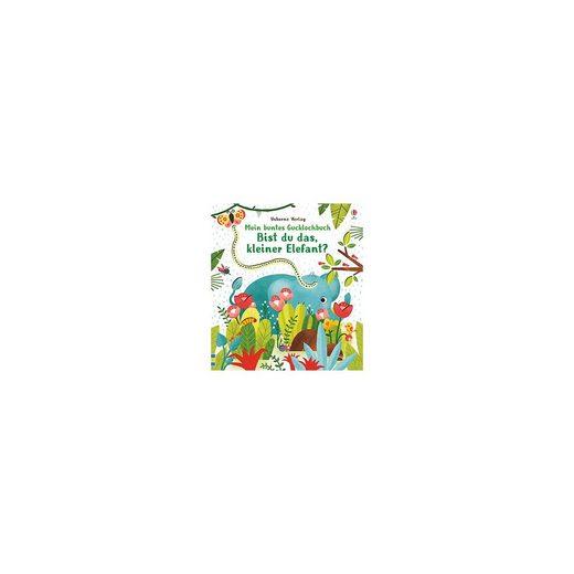 Usborne Verlag Mein buntes Gucklochbuch: Bist du das, kleiner Elefant?