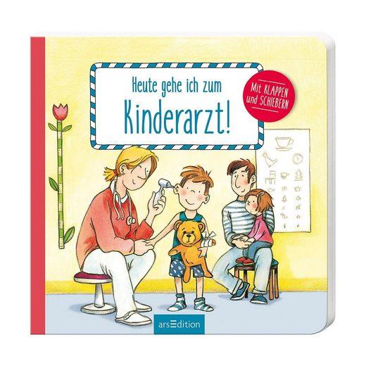 arsEdition Verlag Heute gehe ich zum Kinderarzt