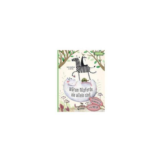 Loewe Verlag Warum Nilpferde nie allein sind