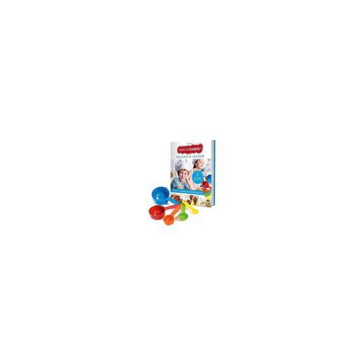 Becherküche Kinderleichte : Gesund & Lecker, mit Messbecherset 5-tlg.