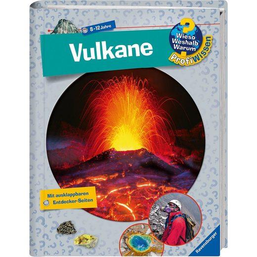 Ravensburger WWW Profiwissen: Vulkane