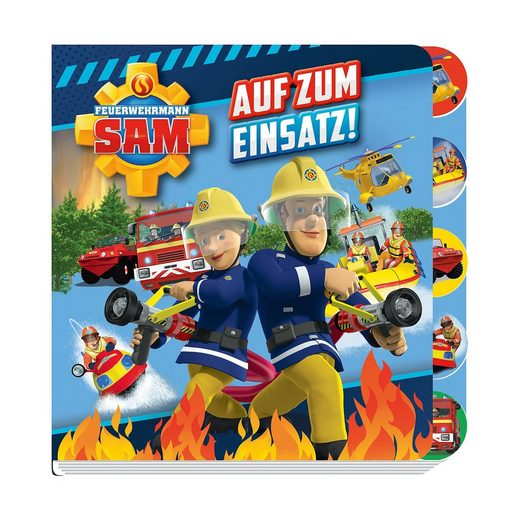 PANINI VERLAG Feuerwehrmann Sam: Auf zum Einsatz!