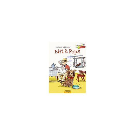 Oetinger Lesestarter: Bifi und Pops: Mission Katzenpups