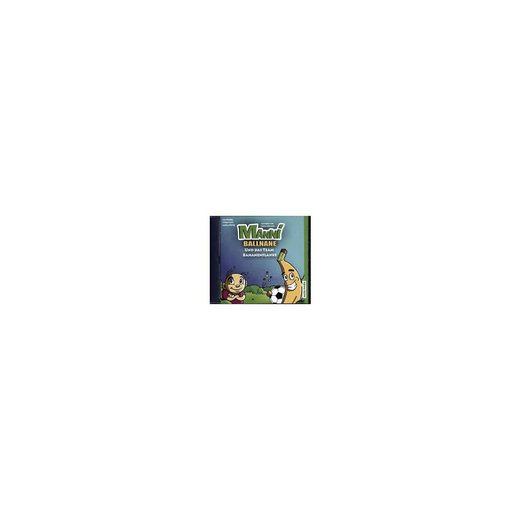 Audio Media Verlag Manni Ballnane und das Team Bananenflanke, 1 Audio-CD