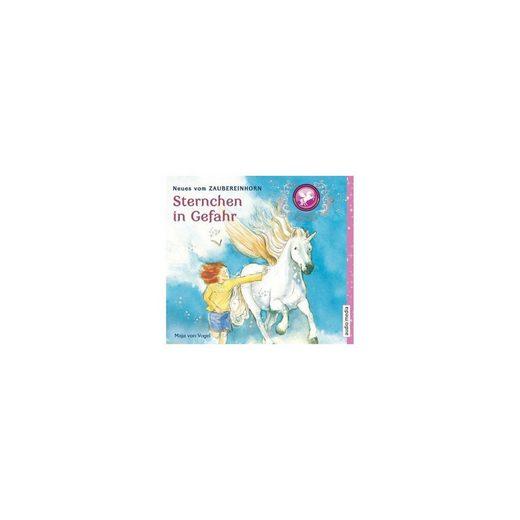 Audio Media Verlag Zaubereinhorn: Sternchen in Gefahr, 1 Audio-CD