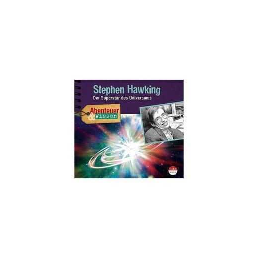 Stephen Hawking, 1 Audio-CD