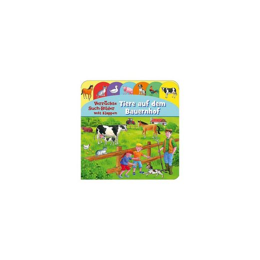 PI Kids Verlag Tiere auf dem Bauernhof