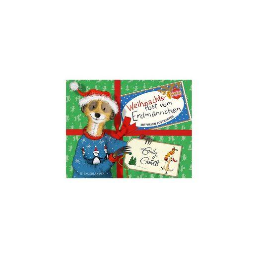 S. Fischer Verlag Weihnachtspost vom Erdmännchen
